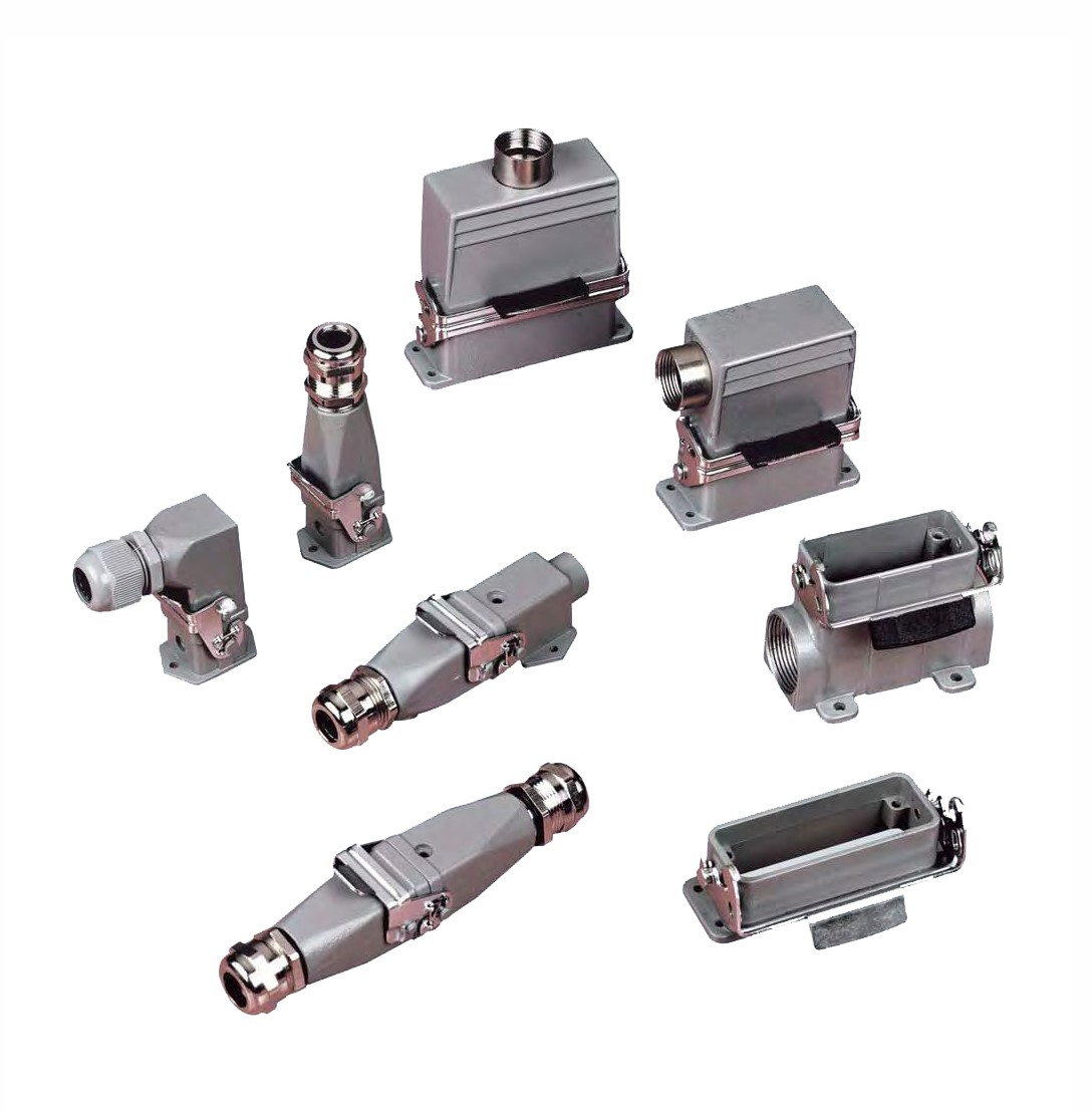 Multipole Connectors