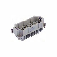 11- 40 Pin + Ground 10A 250V