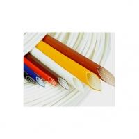 07- Silicone Rubber Fiberglass Sleeve